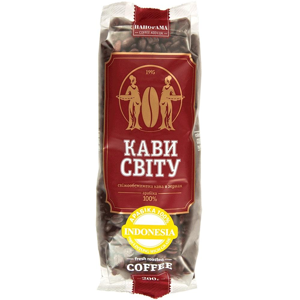 Кава Індонезія