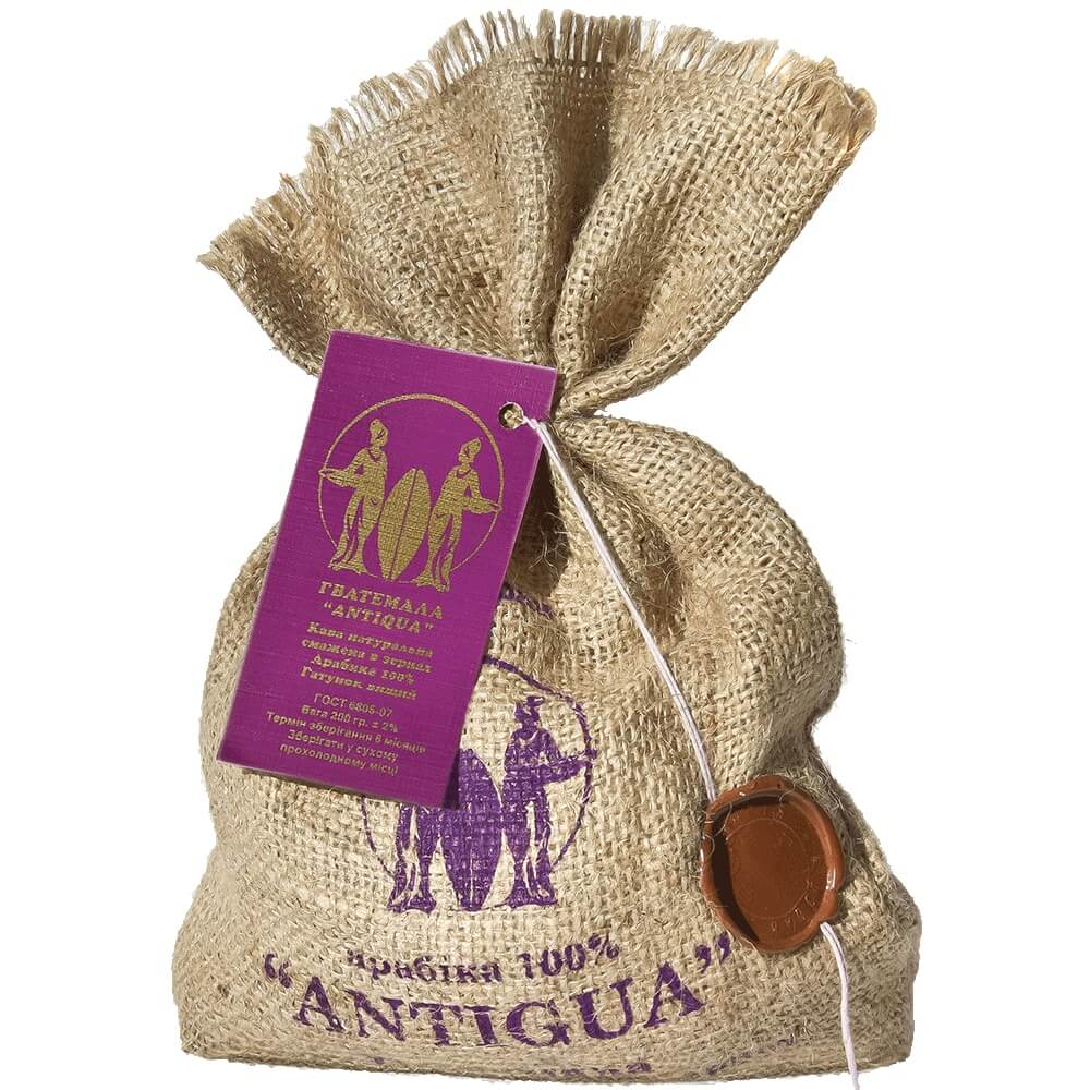 Кофе Гватемала Антигуа