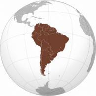 Хороший зерновой кофе из Южной Америки: